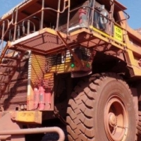 Caterpillar 785B, 150 Ton Rigid Dump Truck