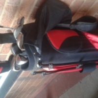 Gholf Set with Carry bag