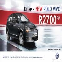 Polo Vivo  from R2700 p/m