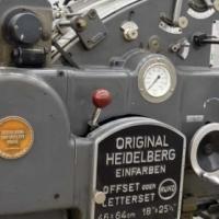 Buy Used 1975 Heidelberg KORD 64 Machine