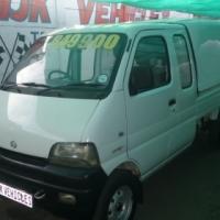 Chana Star 1.0 club cab   With Canopy  2012  Low Mileage  67000km