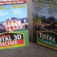 Collectors Items Total 3D Home and Landscape