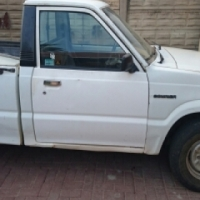 Ford courier bakkie LWB