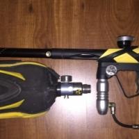 Smartparts ION XE paintball gun/marker
