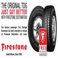 Firestone brand new tyres