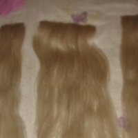 3 Piece Blond Extensions