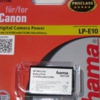 Canon 1100D/1200D/1300D Hama batteries