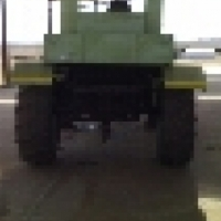 Shunting tractor