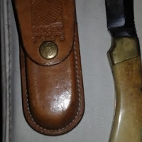 HUNTING KNIFE 1995 WORLDCUP EDITION