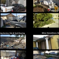 YARD & GARAGE CLEARING, MOVING or REMOVING, RUBBLE & GARDEN WASTE REMOVAL