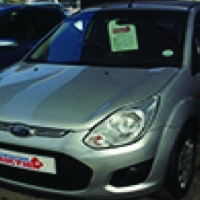 2014 Ford Figo on auction this Saturday!