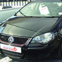 2008 VW Polo on auction this Saturday
