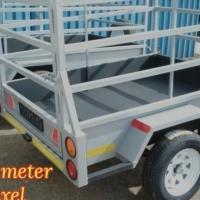 special running 3 meter trailers