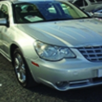 2009 Chrysler Sebring on auction this Saturday!