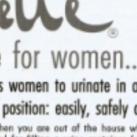 URINELLE FOR WOMEN