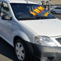 2013 NISSAN NP200 1.6 8V with A/C