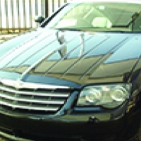 2009 Chrysler Crossfire on Auction this Saturday