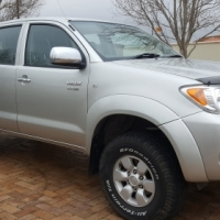 2007 Toyota Hilux 4.0 V6 D/Cab 4x4 (PRIVATE SALE) Finance Available