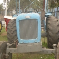 Landini R800 Tractor , with Perkins Engine in Good Condition