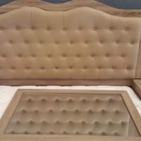 Miranda 2 Piece Bedroom Suite - Cream