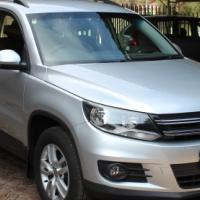 2015 VW Tiguan 2.0TDI Bluemotion