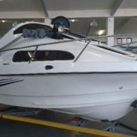 Flamingo 180 Cabin boat with 130 hp Yamaha Motor