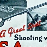 old bsa air rifles