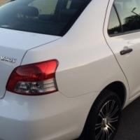 Toyota yairs sedan