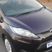 2010 FORD FIESTA 1.6 AMBIENTE COMFORTLINE ENGINE VERY CLEAN