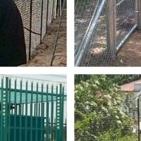 Fencing, Palisades, Razor Wire