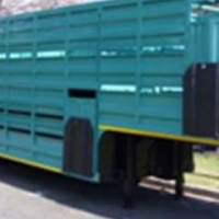 Payloader CATTLE /IFESTOCK TRAILER