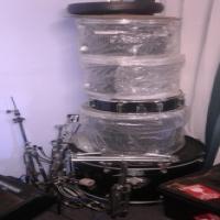 5 Pc Macki Drum Kit