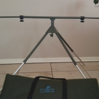 4 rods 4 reals plus stand