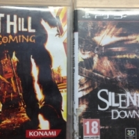 PS3 Game Silent Hill