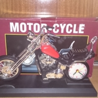 Motorcycle/Motorbike model alarm clock