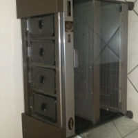 Salton Supreme Entertainer warmer oven