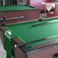 New Con Operted Pool Tables