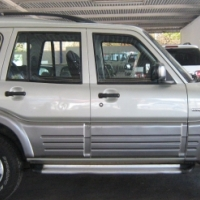 2005 Mahindra Scorpio 2.6 Tdi