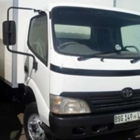 Toyota Dyna Closed Body Other
