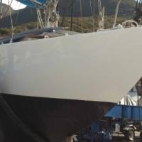 35 foot Nicolson yacht