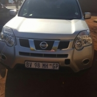 Nissan Xtrail 2012 AIRCON, ABS, AIRBAGS, ELECTRIC WINDOWS, ELECTRIC MIRRORS, RADIO / CD, MAG WHEELS.