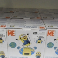 Despicable Me Jumper Alarm Clock