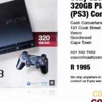 Sony CECH-3004B 320GB PlayStation 3 (PS3) Console