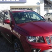 Jeep Compass 2.0 LIMITED MANUAL
