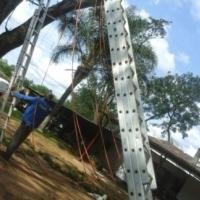 20 Metre alluminium ladder