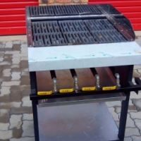 Gas grillers