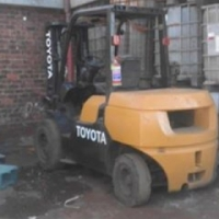 Toyota 7 Series 4.5 Ton Petrol Forklift For Sale