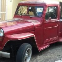 Willies jeep