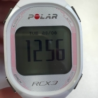 Polar RCX 3 Watch GPS and Heart Rate monitor