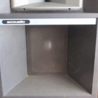 1 Pair Canadian Accoustic Bins